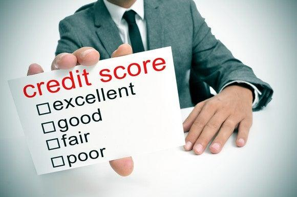 Banks Approving Low Credit Rating